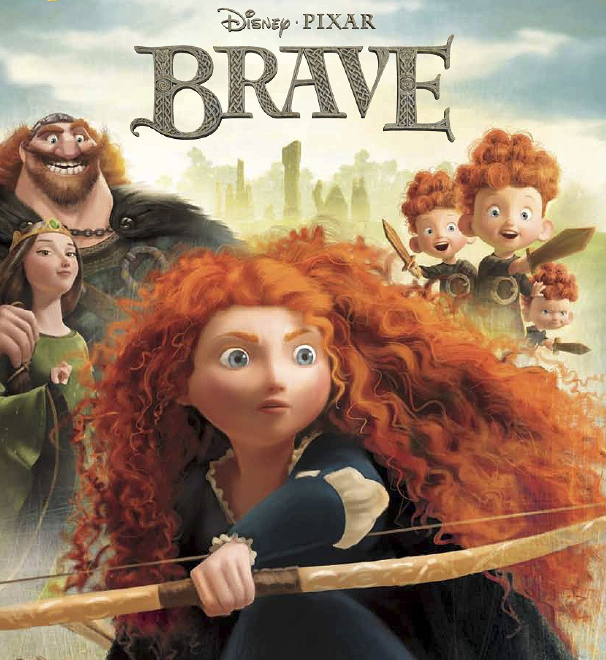 Brave Coloring