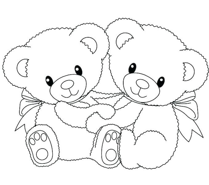 Care Bear Coloring Pages Print