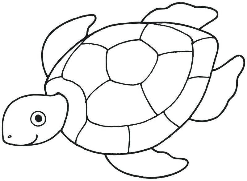 Coloring Pages Ocean Fish