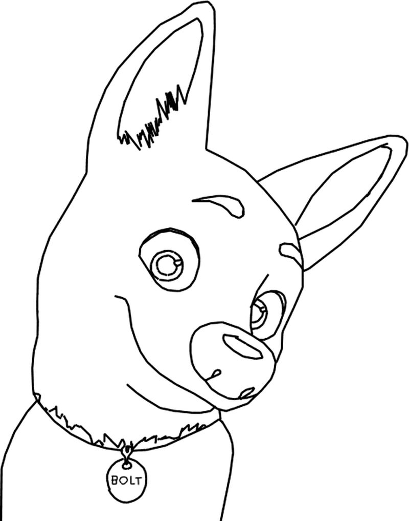 Dog Coloring Pages Pdf Free