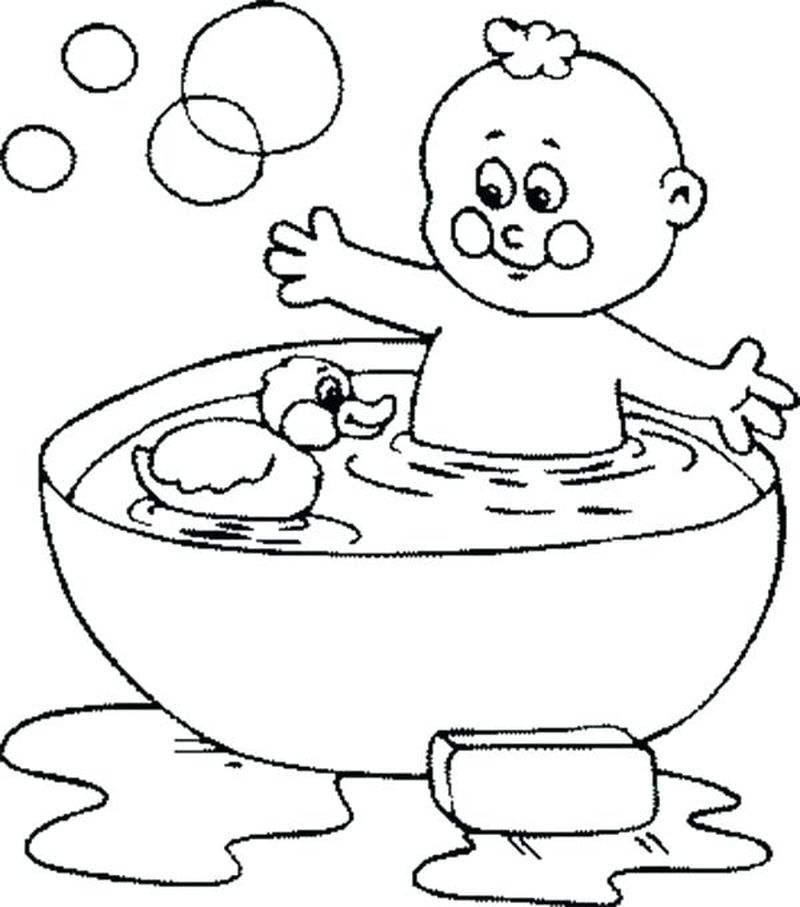 Donald Duck Coloring Pages Free