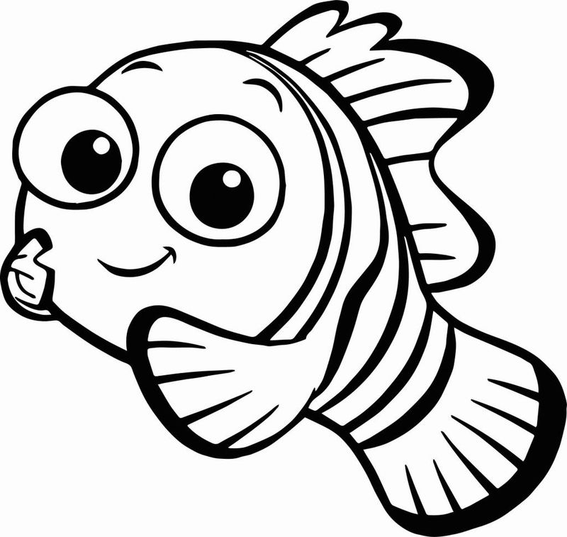 Finding Dory Coloring Pages Turtle