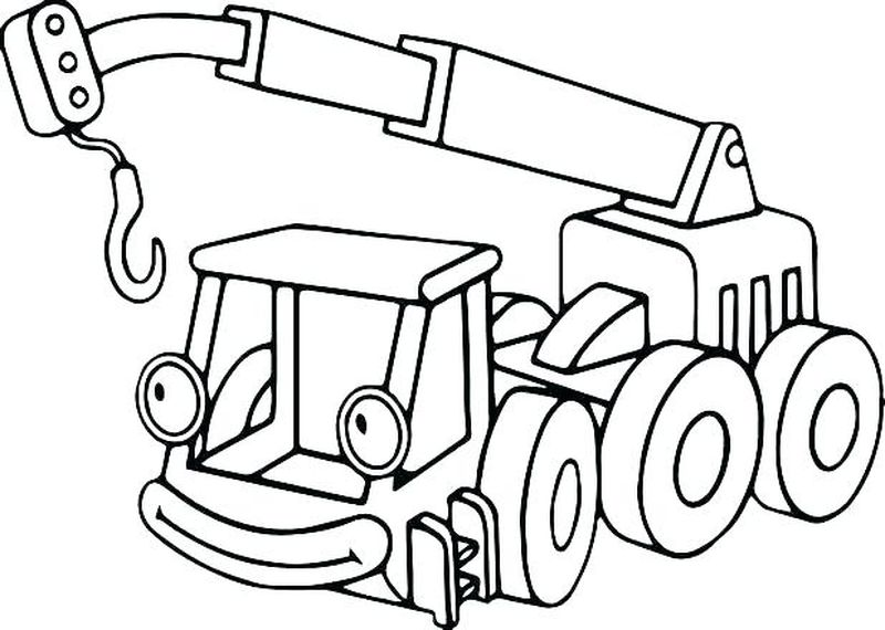 Hammer Coloring Page free
