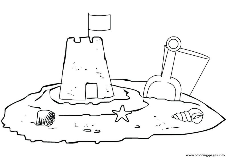 Lego Castle Coloring Pages To Print