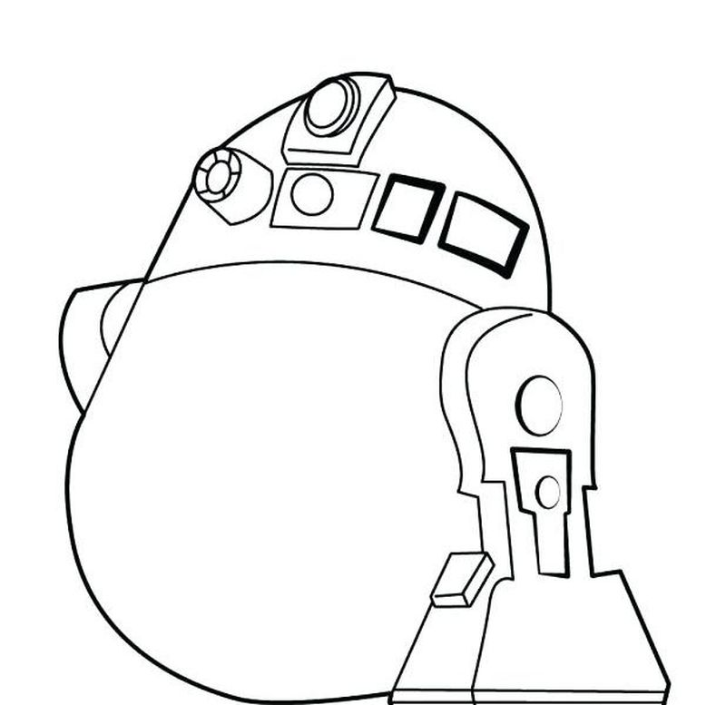 Pictures Of Bb8 From Star Wars Print