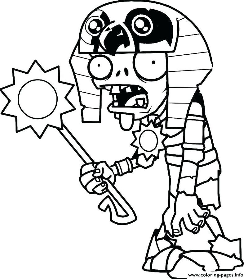 Plants Vs Zombies 2 Coloring Pages Peashooters free