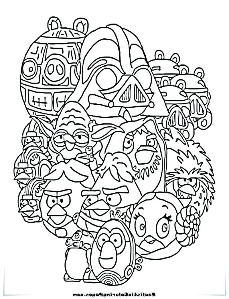 Rey Coloring Pages free