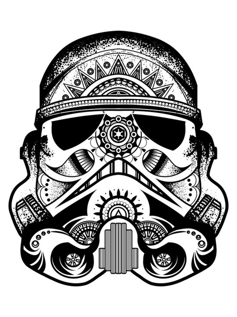 Skull Coloring Pages App