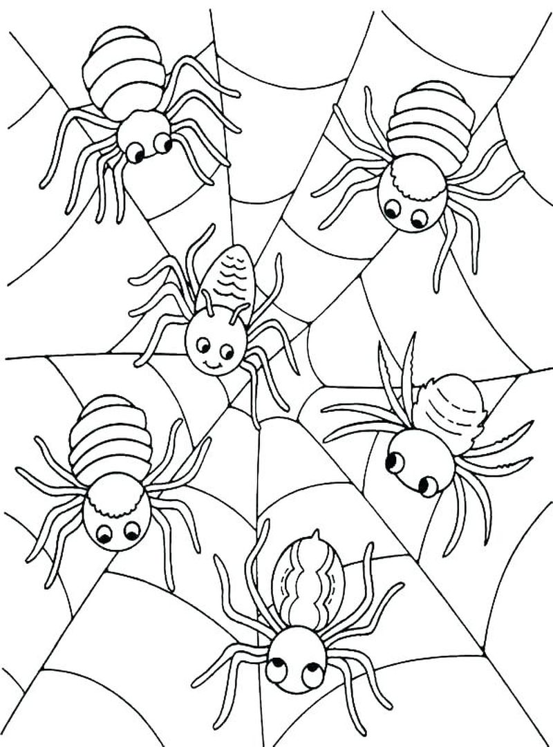 Spider Gwen Coloring Pages