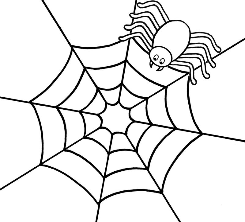 Spiderman Happy Birthday Coloring Pages 1