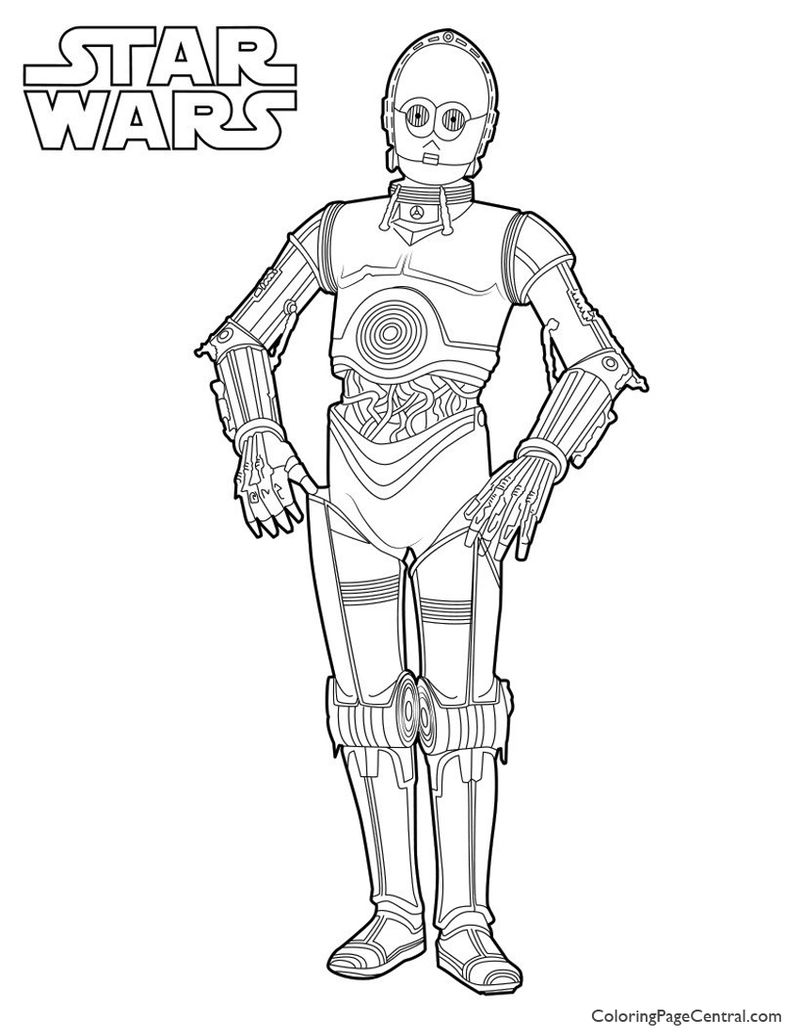 Star Wars Bb8 Coloring Pages free
