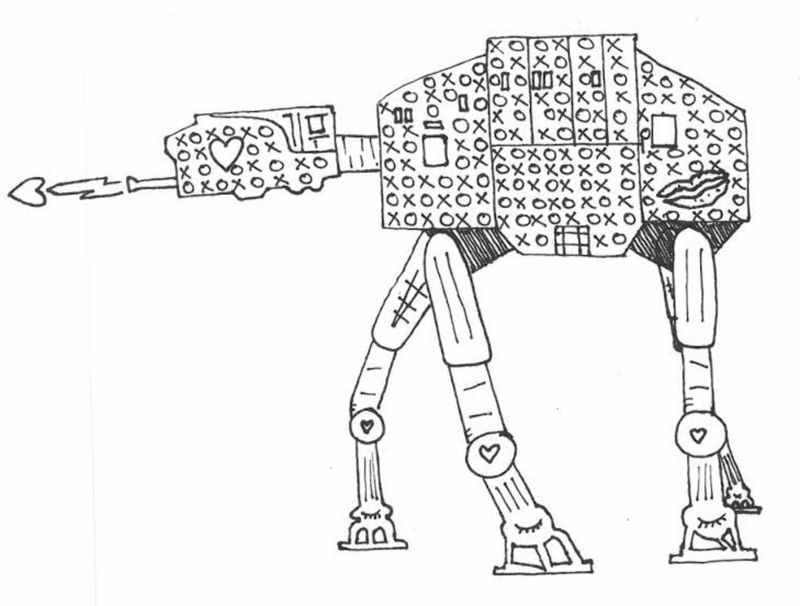 Star Wars Kylo Ren Coloring Pages free