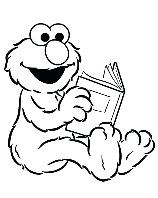abby sesame street coloring pages