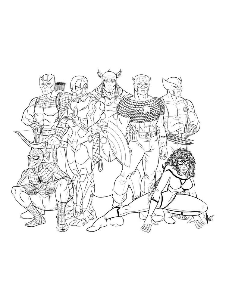 avengers ant man coloring pages free