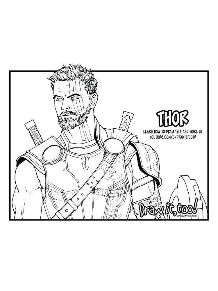 avengers coloring book pages pdf