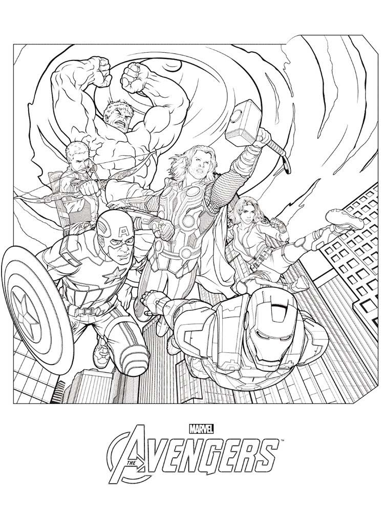 avengers coloring pages lego free