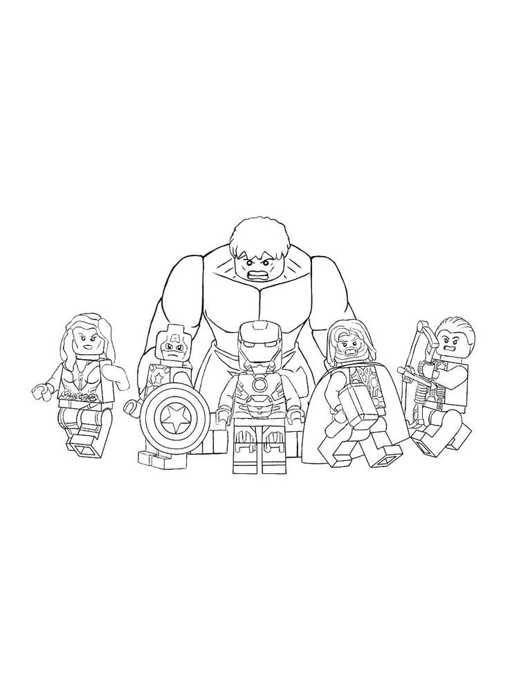 avengers coloring pages thanos pdf