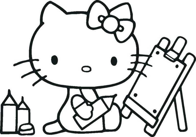 back to school coloring page image