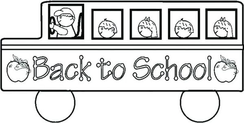 back to school coloring pages online free