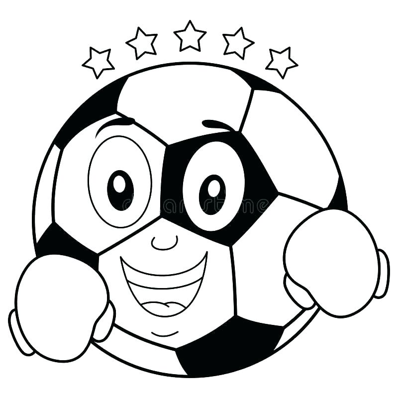 barcelona soccer coloring pages