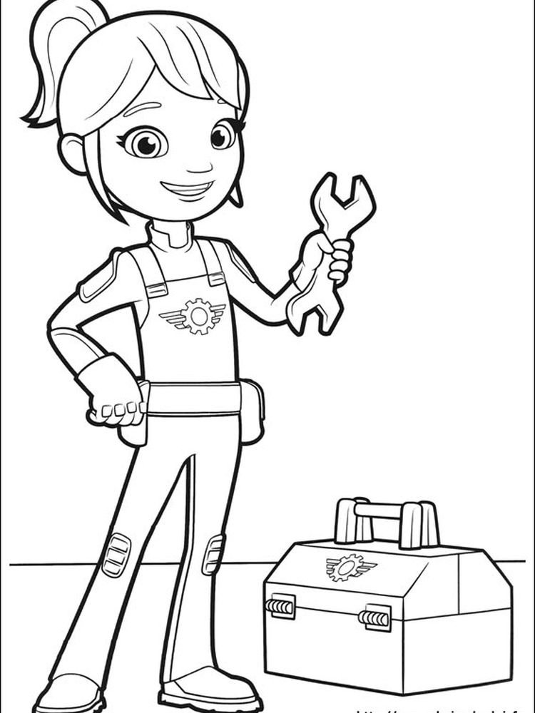 blaze and the monster machine coloring sheets