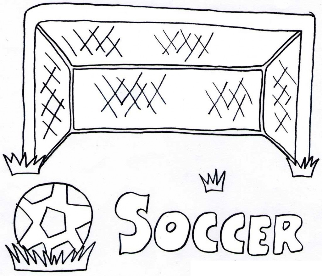 brazil soccer team coloring pages