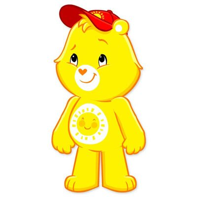 care bear coloring