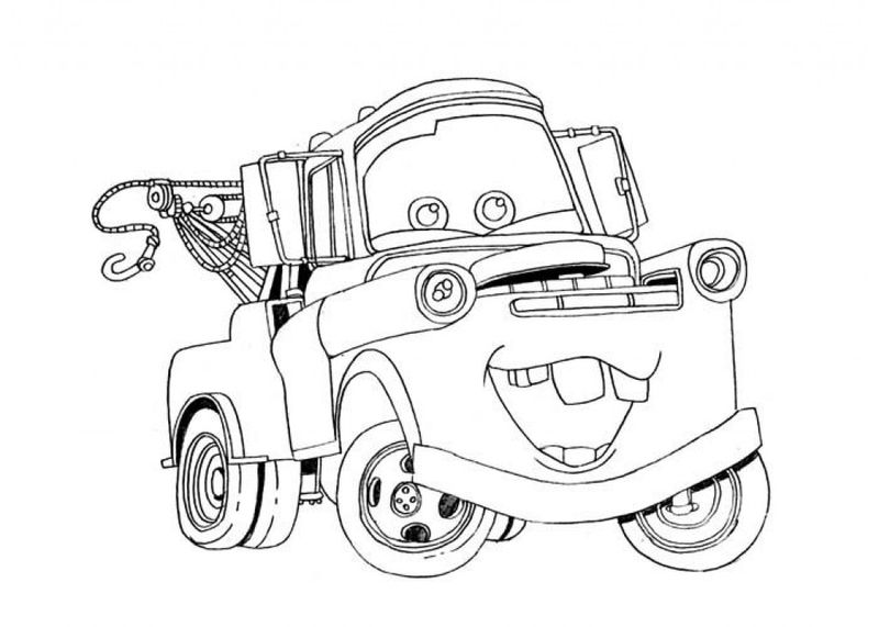 cars 3 coloring pages online