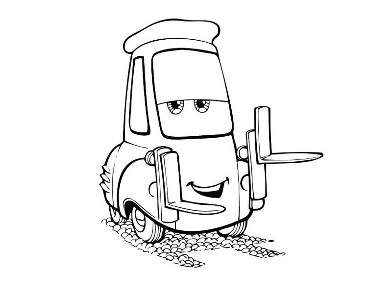 cars 3 demolition derby coloring pages
