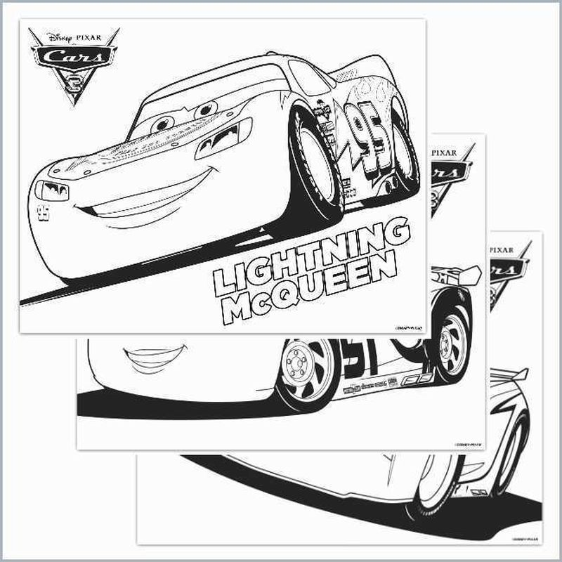 cars 3 mack coloring pages