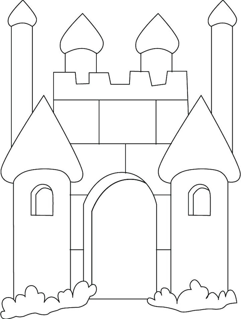 castle crasher coloring pages