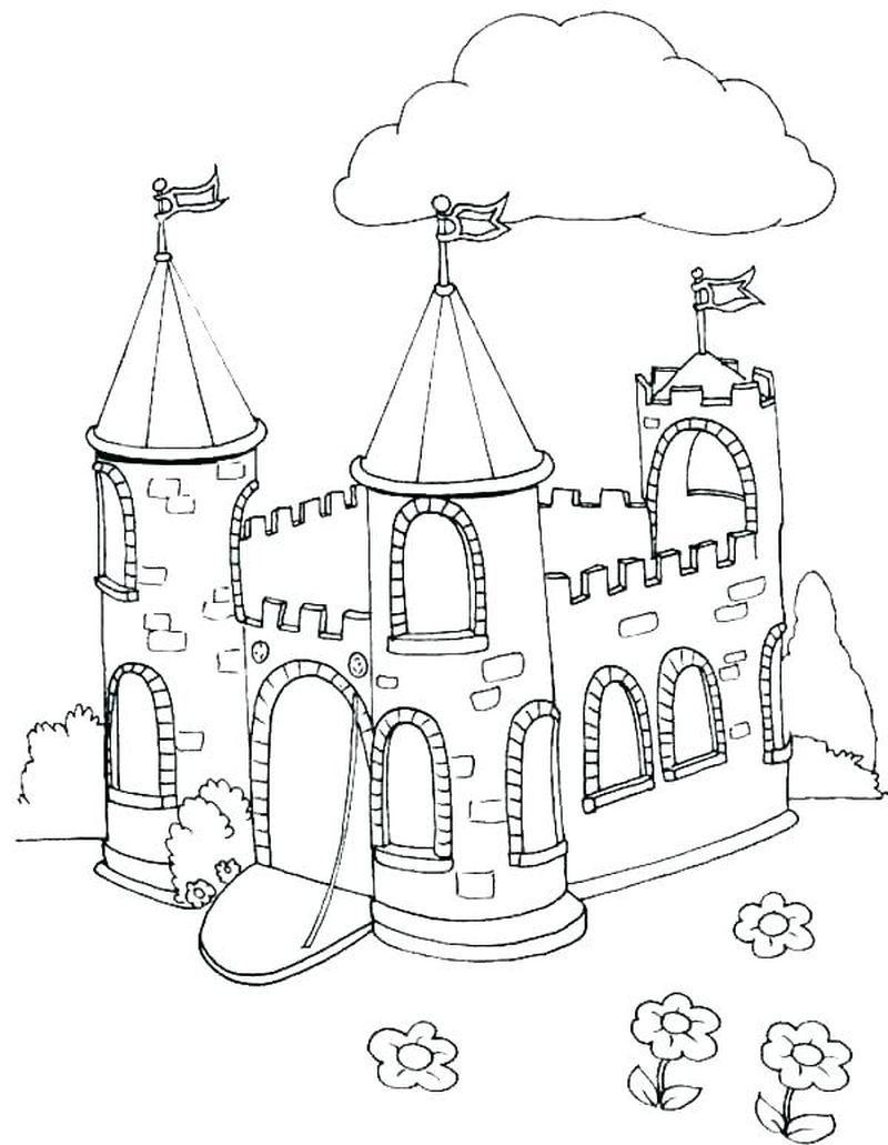 castle crashers characters coloring pages