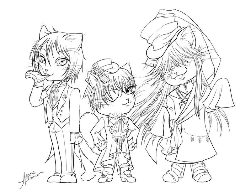 chibi base coloring pages
