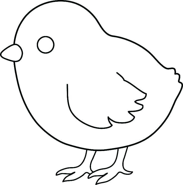 chicken coloring pages pdf