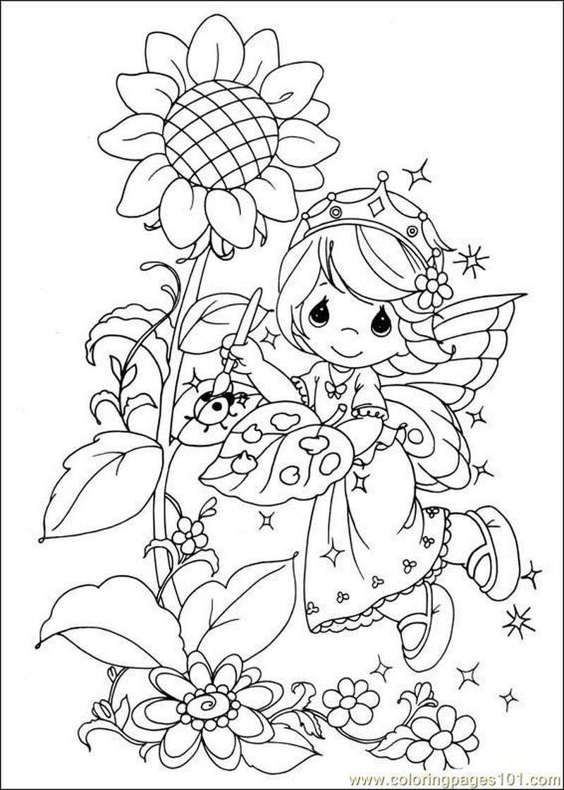 christmas tree coloring pages for adults pdf
