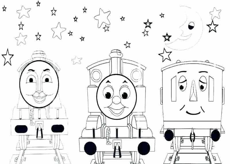 classic thomas the train coloring pages
