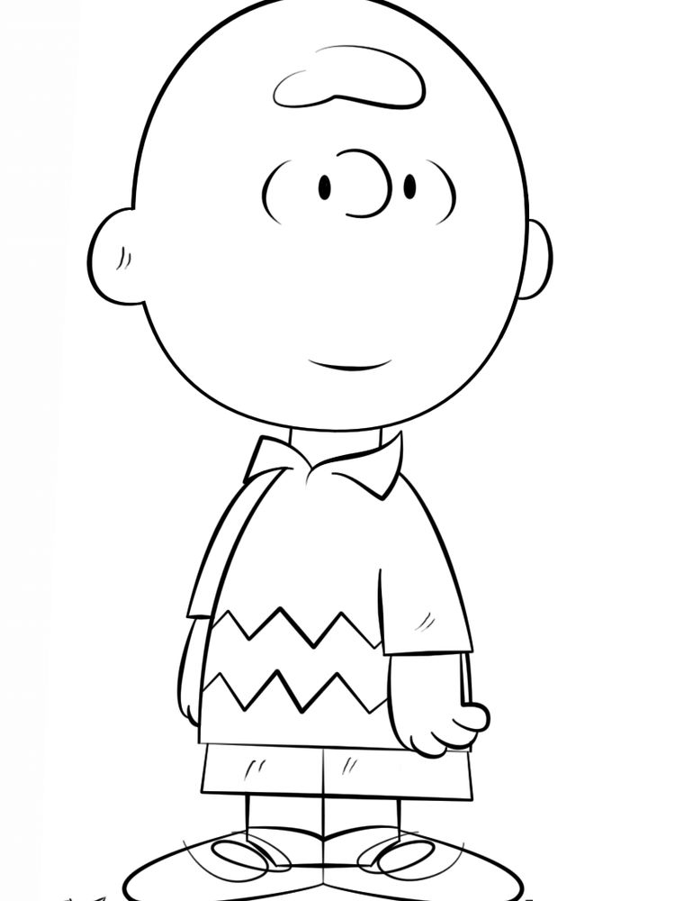 coloring pages charlie brown thanksgiving