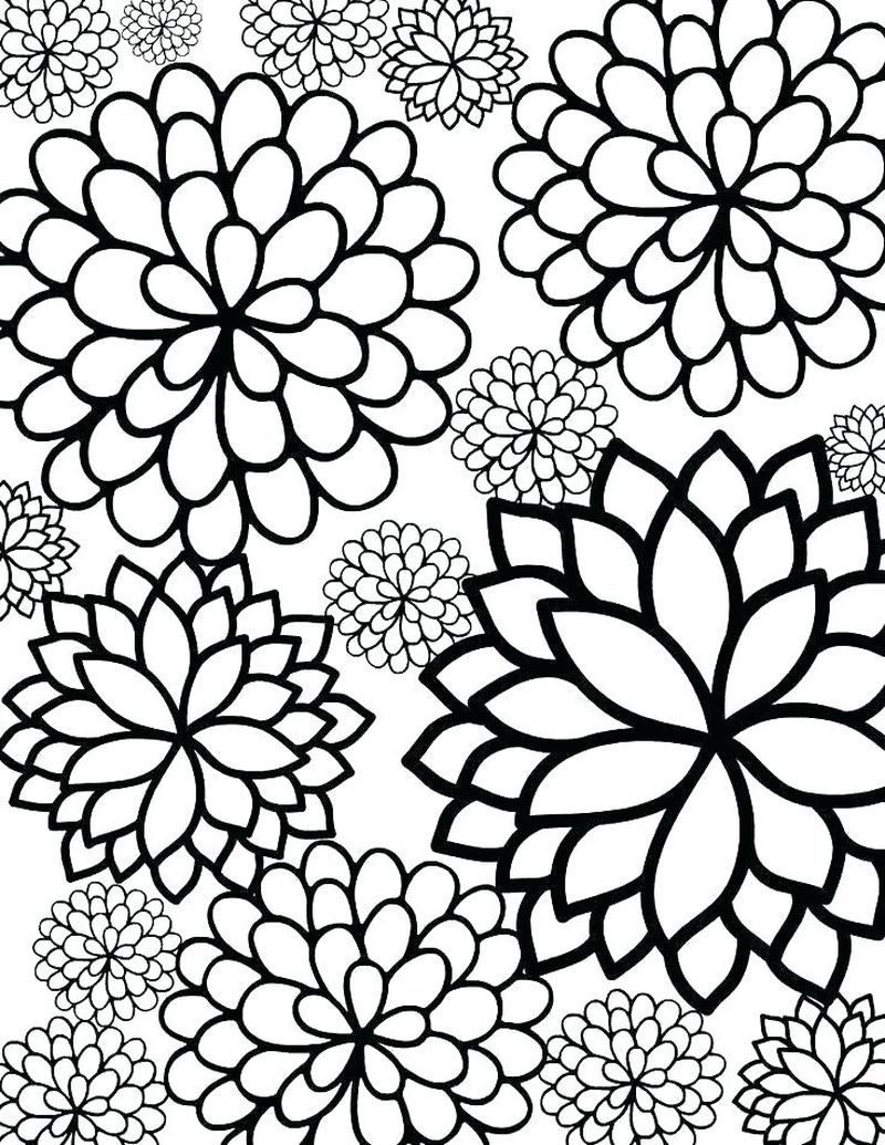 coloring pages for mom geometric