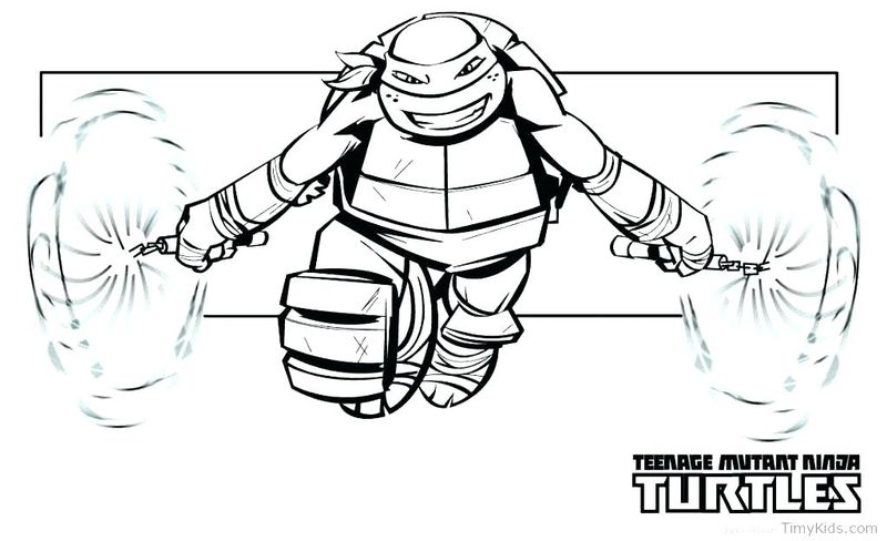 coloring pages for ninja