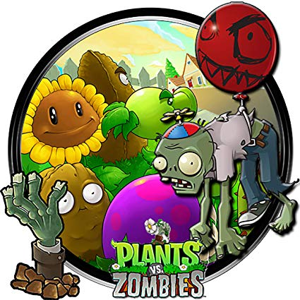 coloring pages for plants vs zombies