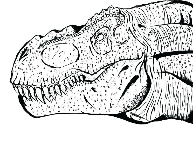 coloring pages of blue from jurassic world
