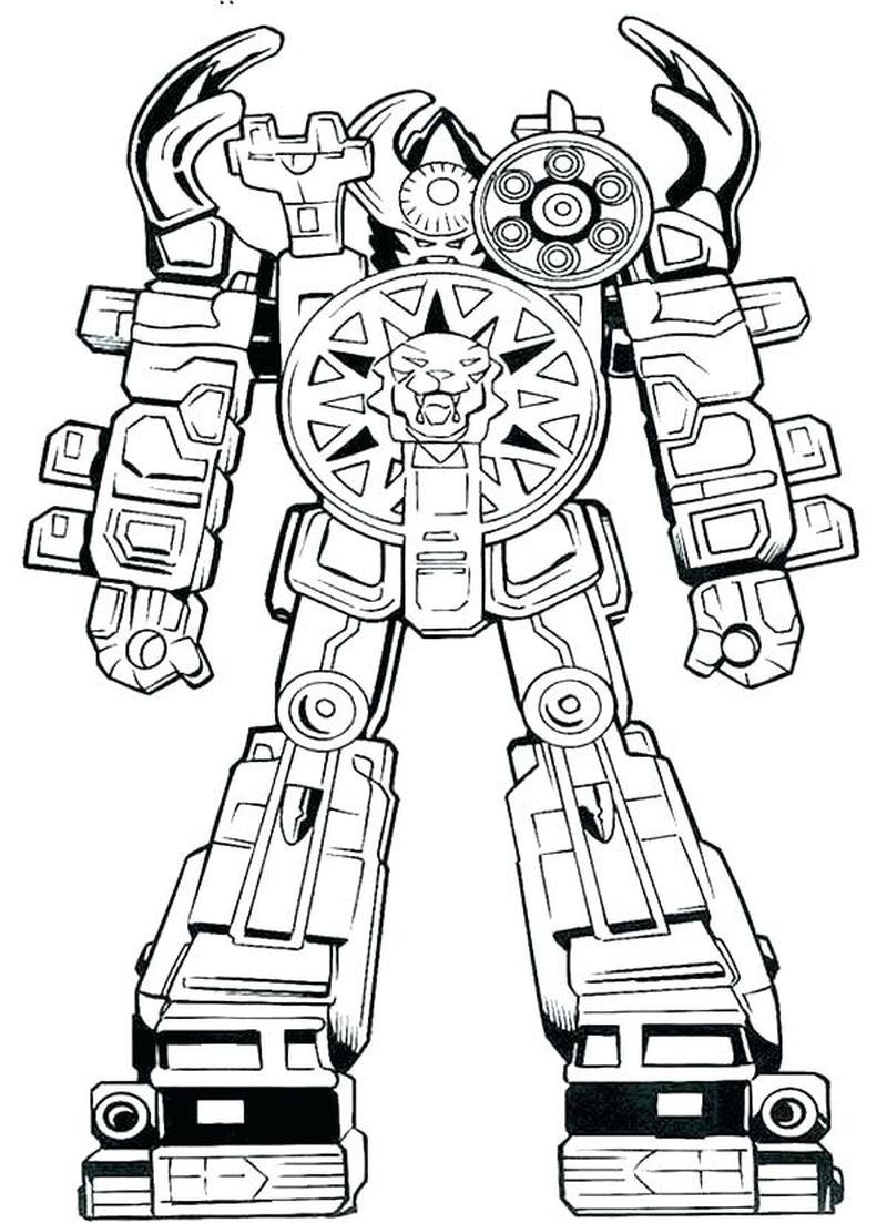 coloring pages vir the robot boy