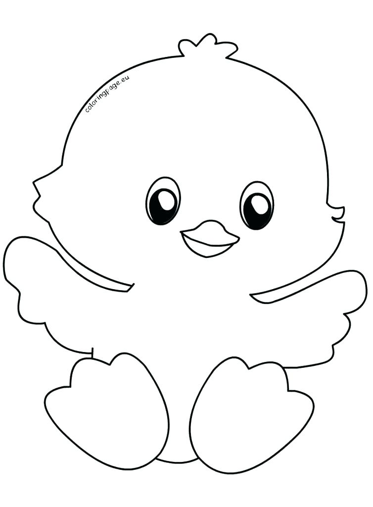 cooked chicken coloring pages