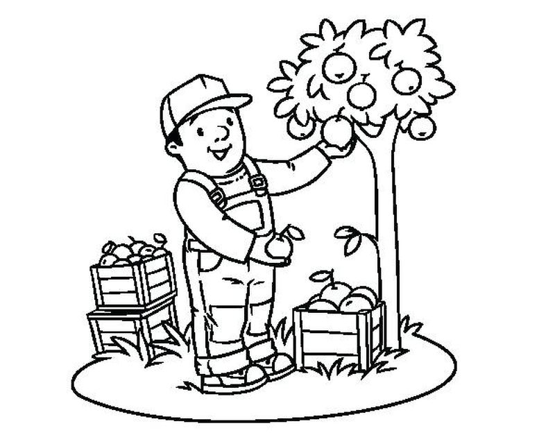 cool farm coloring pages