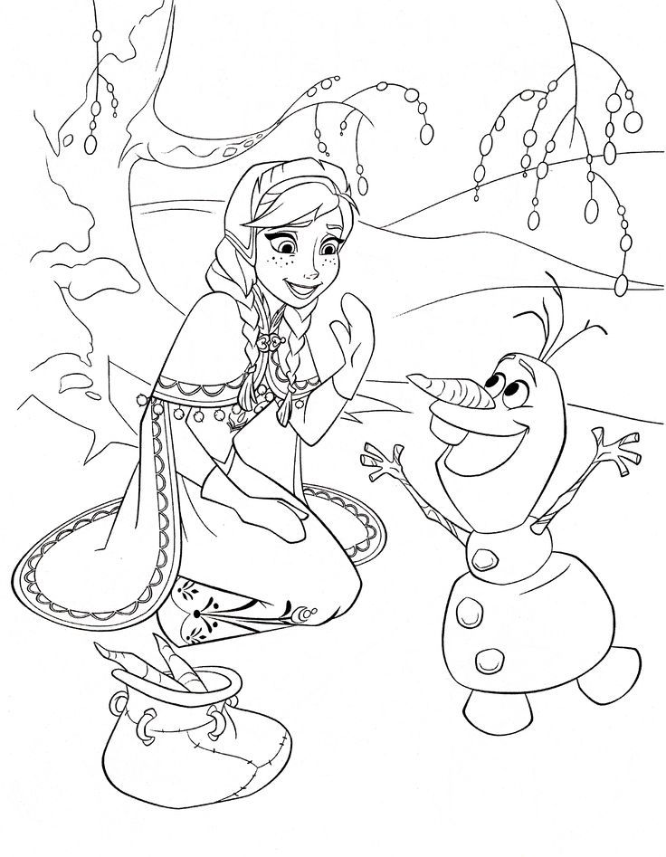 count olaf coloring pages