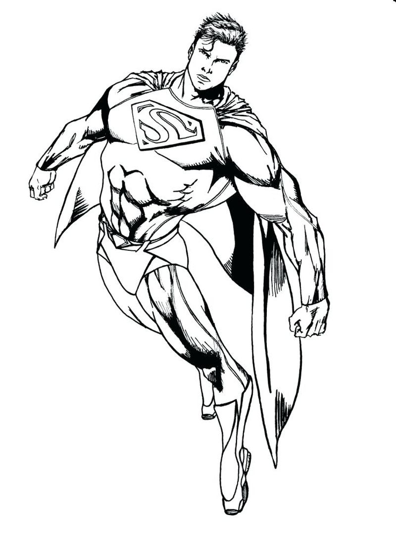 cyborg justice league coloring pages