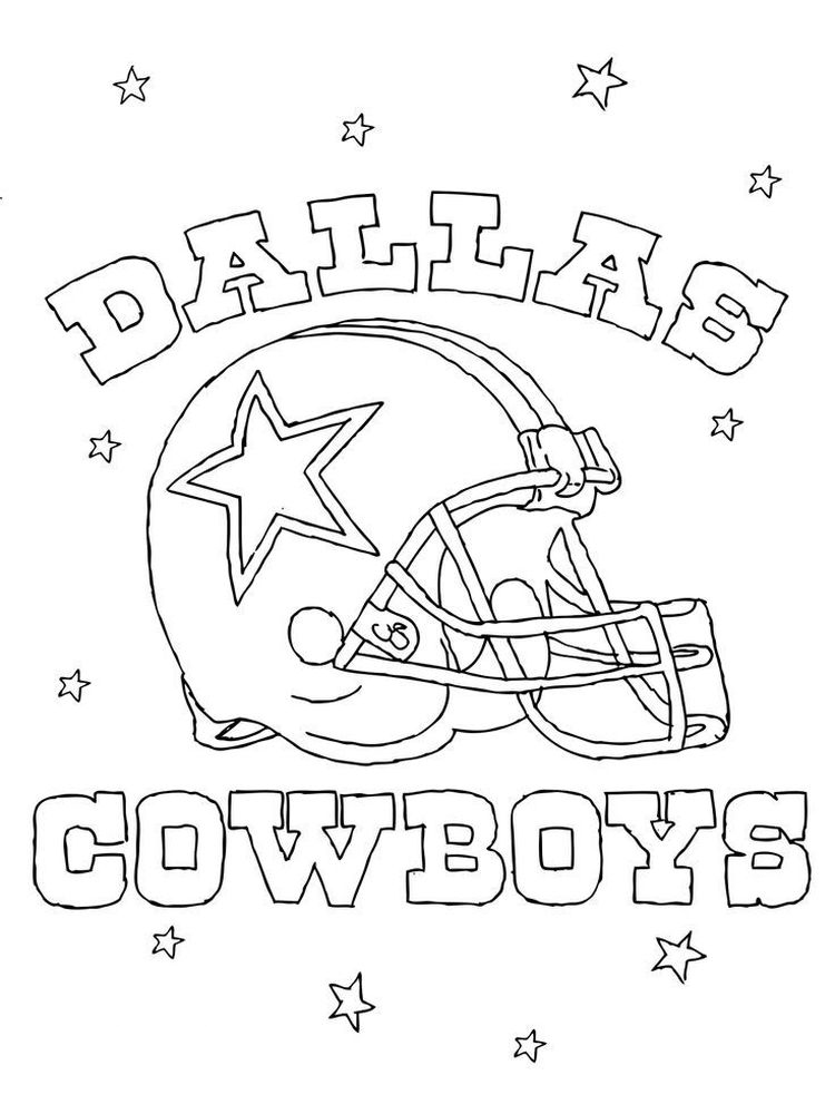 dallas cowboys cheerleader coloring pages printable