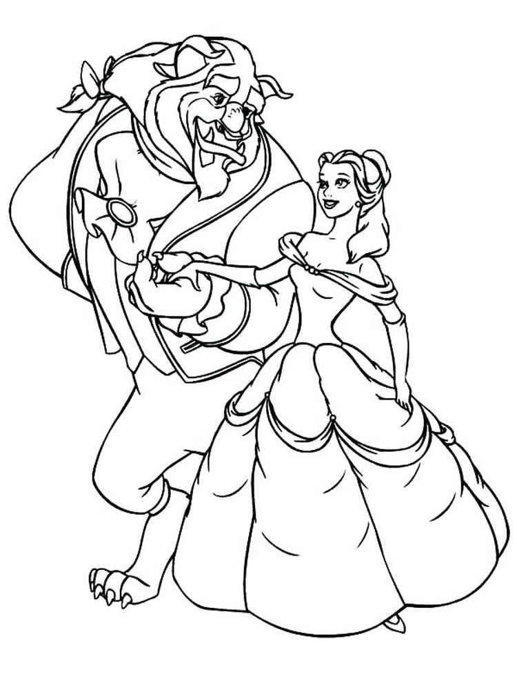 dance coloring page free printable