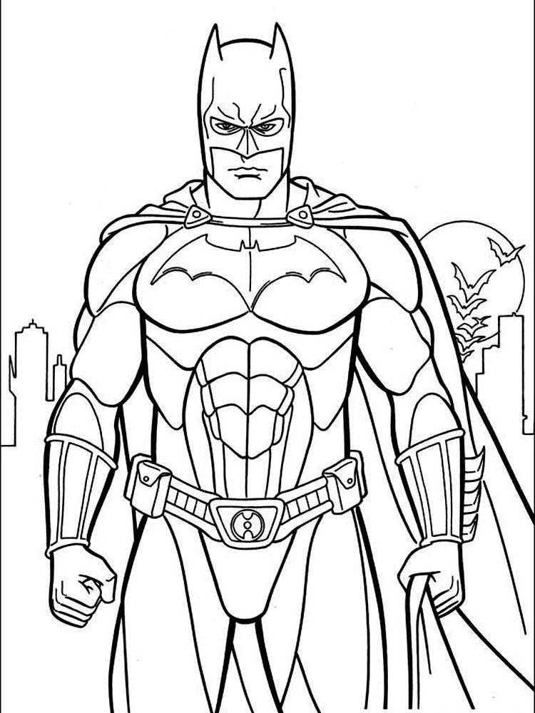 dc coloring pages for kids free