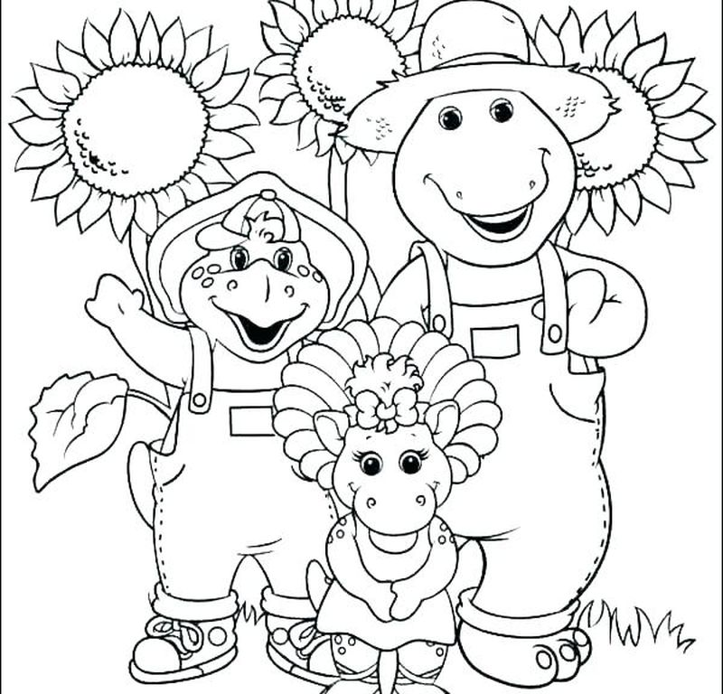 farm animals coloring pages easy